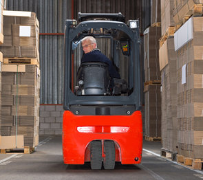 Counterbalanced Forklift Train the Trainer and Operator Programs