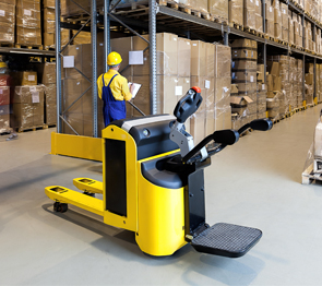 Powered Pallet Truck Train the Trainer and Operator Programs
